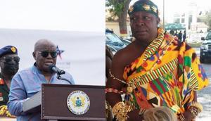 Nana jabs Volta chief