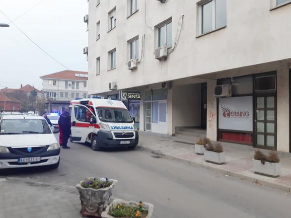 Nezapamćena tragedija: Pred zgradom u Ulici vojvode Mišića