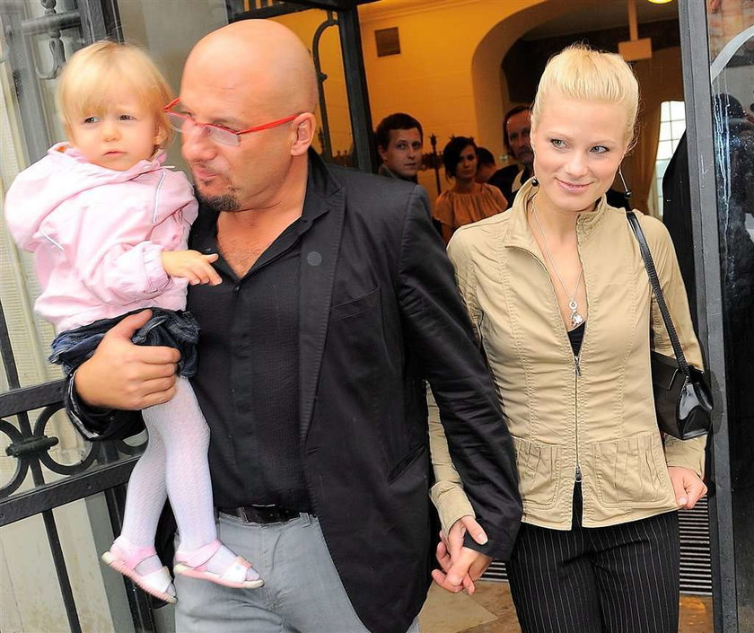 Gąs i Głogowska starają się o drugie dziecko