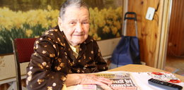 100 lat babci Stasi