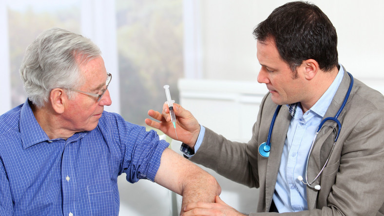 Szczepienie przeciwko pnemokokom zalecane seniorom