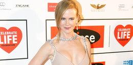 Nicole Kidman ma nowe piersi