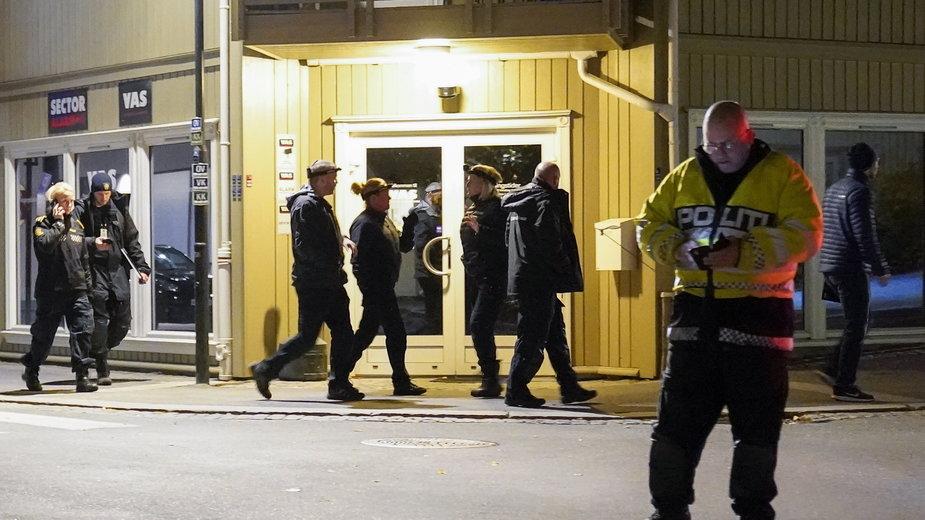 Norwegia: Atak łucznika. Nowe informacje