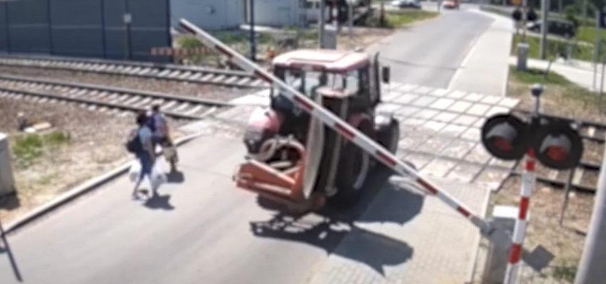 Na tym przejeździe kierowcy nagminnie łamią przepisy. PKP pokazują szokujące nagranie