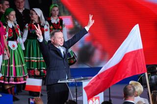 Mistewicz: Jeśli potwierdzi się zwycięstwo Andrzeja Dudy, to będziemy mieli trzecią turę wyborów