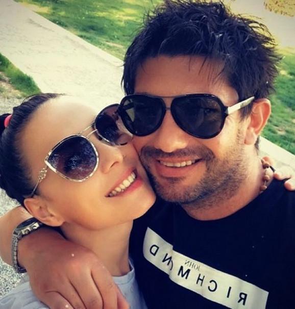 Ivana Stanić i Miljan Mrdaković