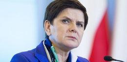 Orędzie premier Szydło. Gorzkie słowa o Unii