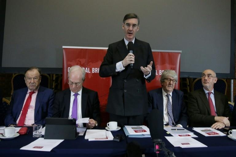 "A failed attempt led by Jacob Rees-Mogg to unseat May and an amateurish press conference reinforced the reputation of the ""Paleosceptics"" as inept"