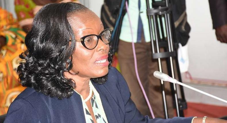 Gloria Akuffo, Attorney General