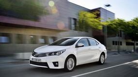 Rejestracje nowych samochodów w Polsce - kwiecień 2015