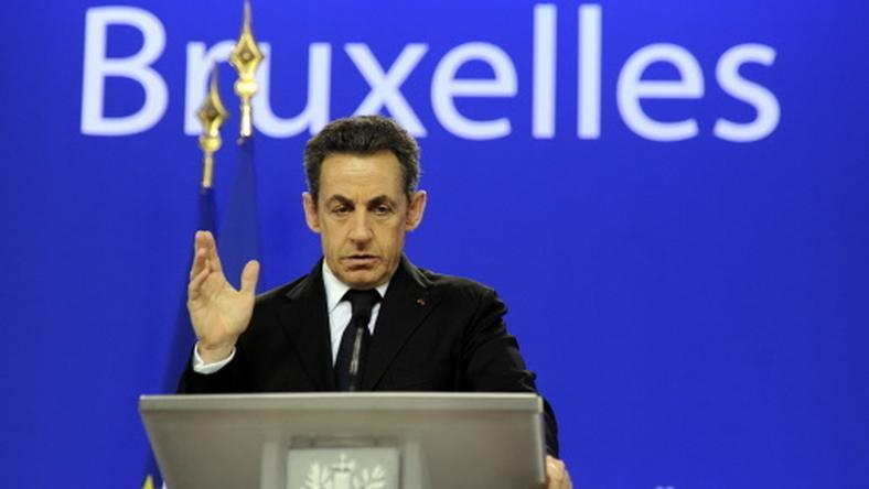 Nicolas Sarkozy, fot. AFP