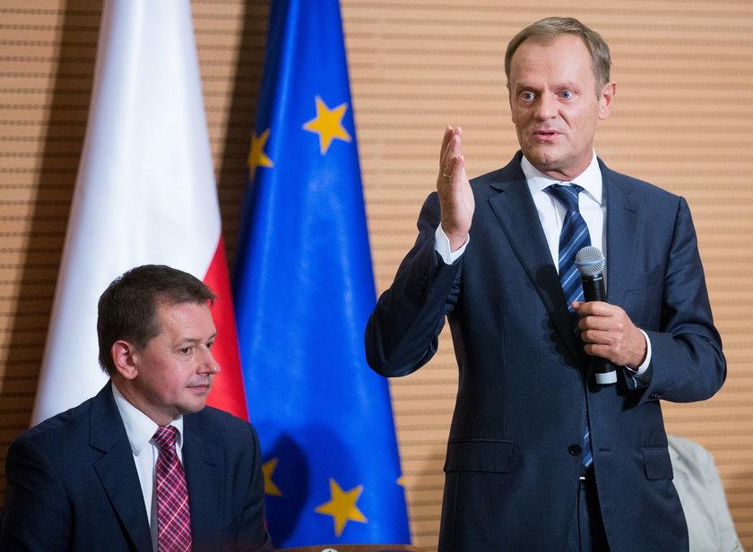 Marek Krząkała odznaczony Wielkim Krzyżem Zasługi Orderu Zasługi RFN