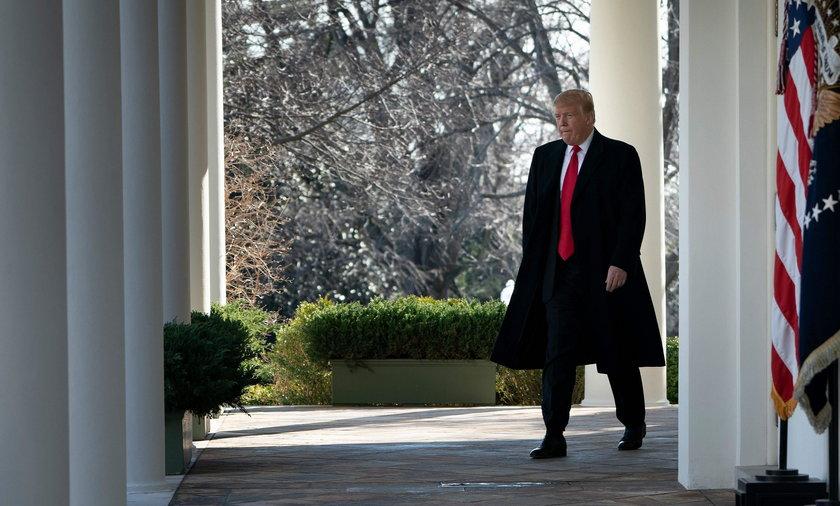 Shutdown zakończony. Trump podpisał ustawę budżetową