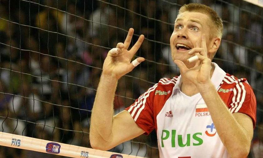 Paweł Zagumny wraca do reprezentacji Polski na Puchar Świata w Japonii