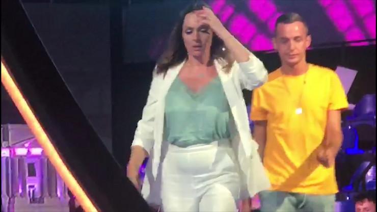 Pevačica KOLABIRALA zbog Lune i svađe sa Gagijem, drama koju gledaoci nisu mogli da vide – ANABELA NAPUSTILA STUDIO