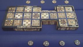 Królewska gra z Ur - rozrywka władców Mezopotamii
