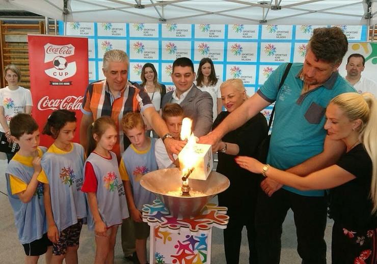 Sportske igre mladih, Novi Sad