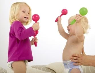 Zawaba w rytmikę kształtuje zdolności ruchowe dziecka