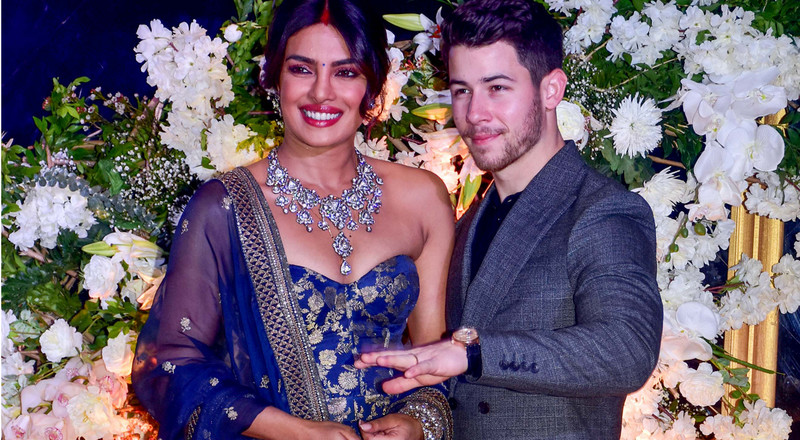 Priyanka Chopra & Nick Jonas have had YET another wedding ceremony!