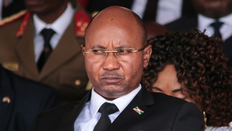 The cabinet is headed by Prime Minister Alain-Guillaume Bunyoni, Burundi's former police chief and security minister