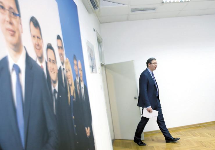 """Spreman za start: Nakon što proglasi pobedu nad koronom, Vučić će preći na razradu već lansirane priče o takmičenju za jedno od tri prva mesta u Evropi po ekonomskom rastu, a biće tu i progona """"krivaca"""" za sve što u borbi sa epidemijom nije valjalo"""