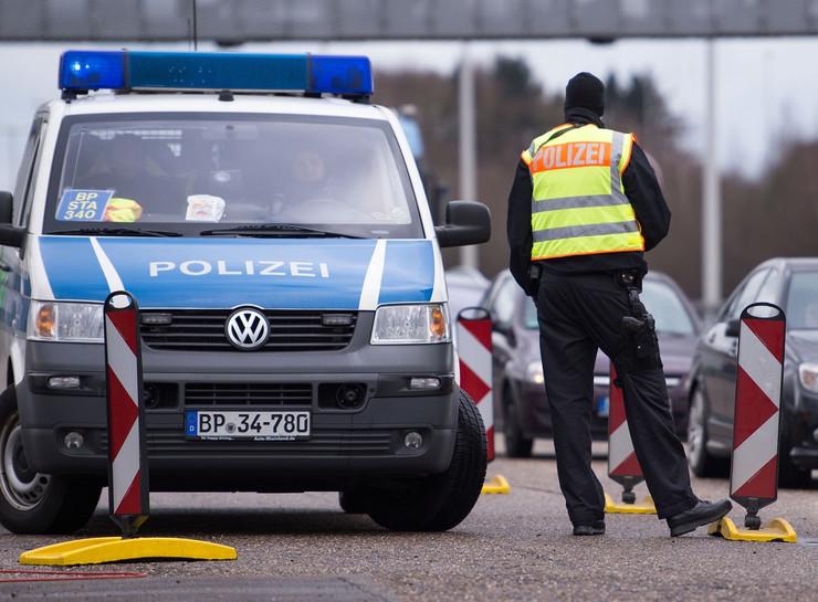 Nemačka policija uhapsila je napadača