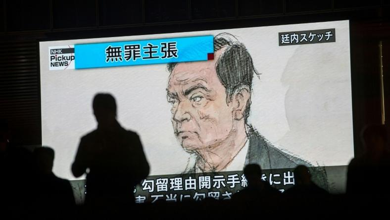 The case of Ghosn has gripped Japan and the business world