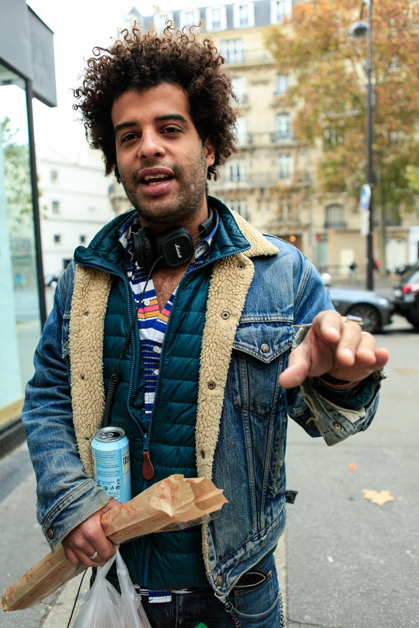 Rami, 29 lat, Francuz