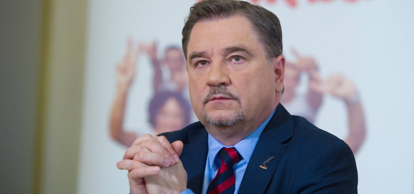 """Tragedia w rodzinie szefa """"Solidarności"""" Piotra Dudy"""