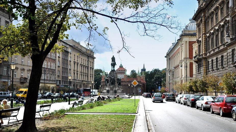 Krakowski Plac Matejki 12 lat temu został gruntownie wyremontowany. Jaką funkcję spełnia on obecnie?