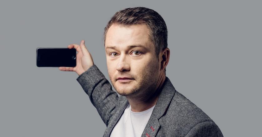 Jaroslaw Kużniar jest jednym z wykładowców na kierunku Digital Media