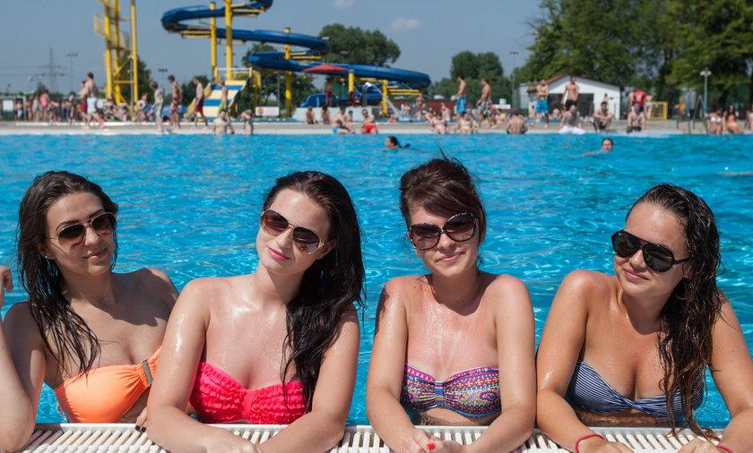 Lato w Katowicach
