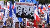 Marsz KOD: Kaczyński nas zjednoczył!