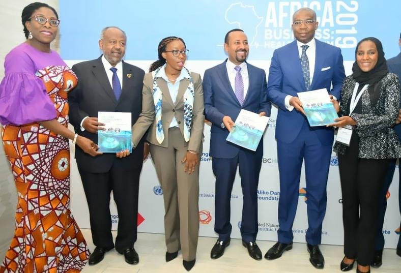 African leaders support Dangote, Imoukhuede-led Business Coalition for Health (ABC Health)