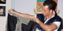 Ukrył perfumy za 6 tys. euro w spodniach