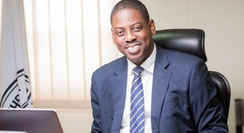 Director General of the Securities and Exchange Commission, Daniel Ogbarmey Tetteh