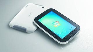 Wytrzymały tablet z dwoma aparatami i akcelerometrem