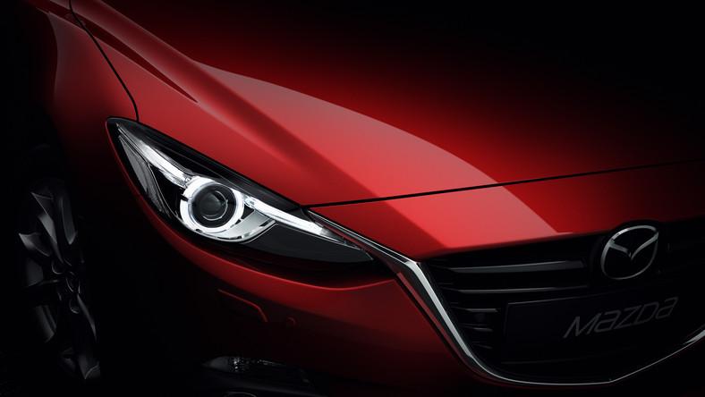 Koniec tajemnic, przecieków i domysłów! Mazda opublikowała zdjęcia najnowszej trzeciej już generacji trójki, czyli rywala volkswagena golfa, opla astry, forda focusa…