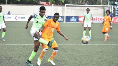 Super Falcons of Nigeria held to a 1-1 draw by Côte d'Ivoire to miss out on 2020 Olympics