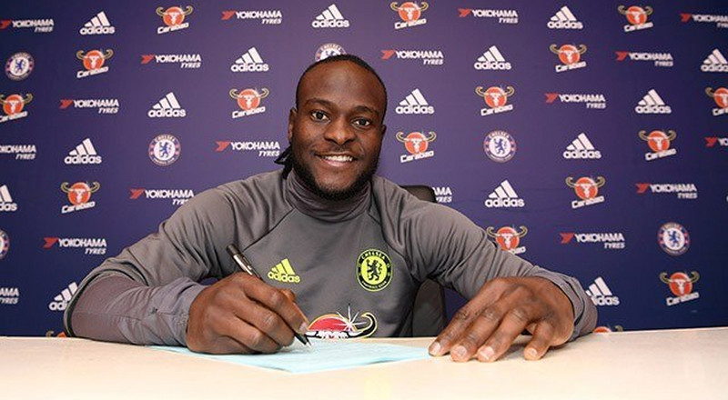 Victor Moses linked with move to Fulham, Cardiff City