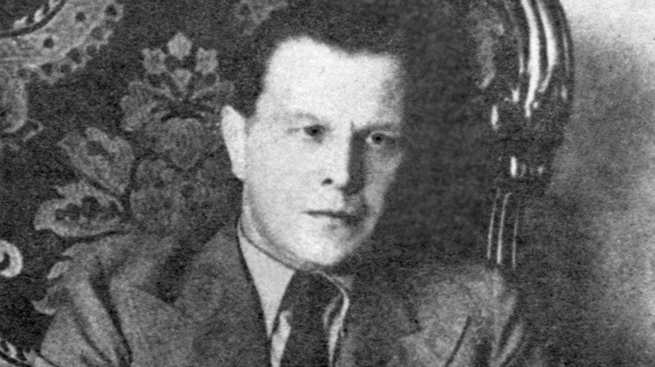 Tadeusz Dołęga-Mostowicz (domena publiczna)