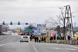 Rząd chce ograniczyć sztuczny ruch na granicy z Ukrainą