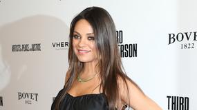 Mila Kunis urodziła córkę