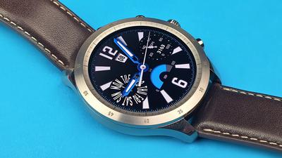 Huami Zepp Z im Test: Smartwatch mit Titangehäuse und Blutdruckmesser für 350 Euro