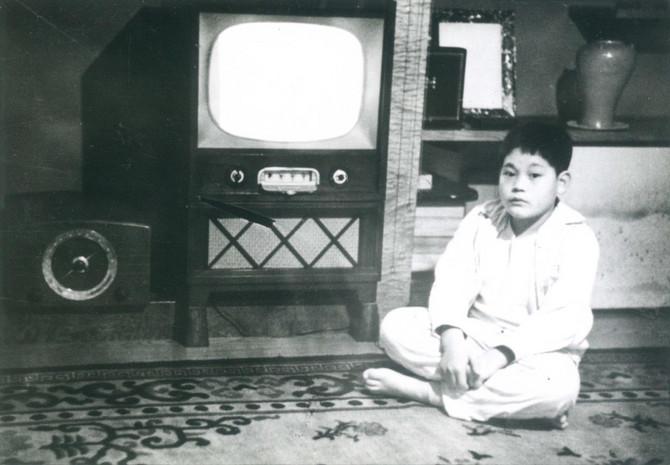 Li Kun-hi kao dečak