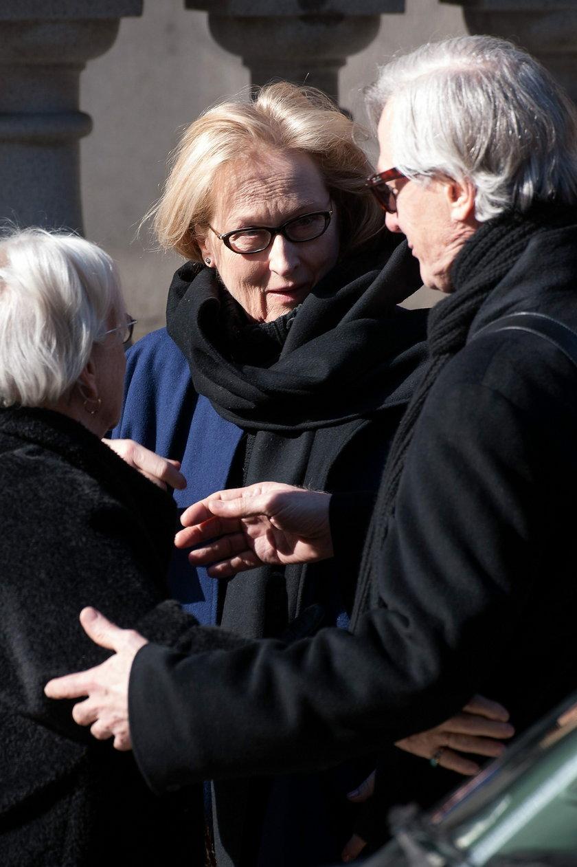 Philip Seymour Hoffman pogrzeb