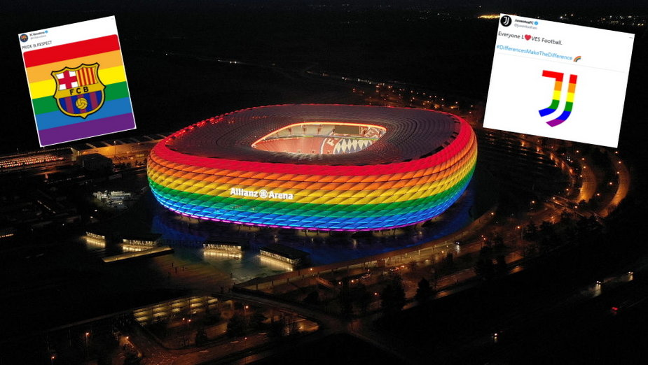 Allianz Arena w Monachium