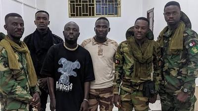 Rapper Kwame Yogot receives massive love in Assin Foso with maiden headline concert