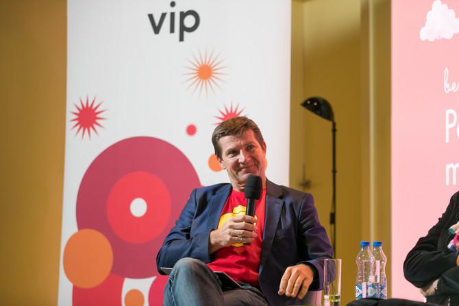 Dejan Turk, generalni direktor Vip Mobile i A1 Slovenija