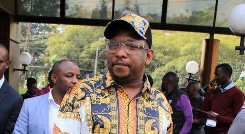 Sonko accuses top gov't official of sabotaging his donations to Kibra residents